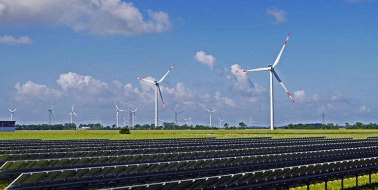 Anteil der Ökoenergie am Stromverbrauch deutlich niedriger