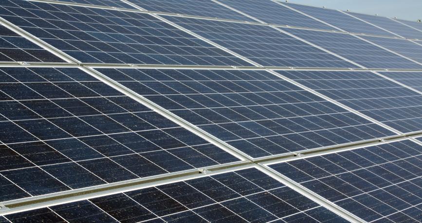 Neues Recyclingverfahren für Photovoltaik-Module