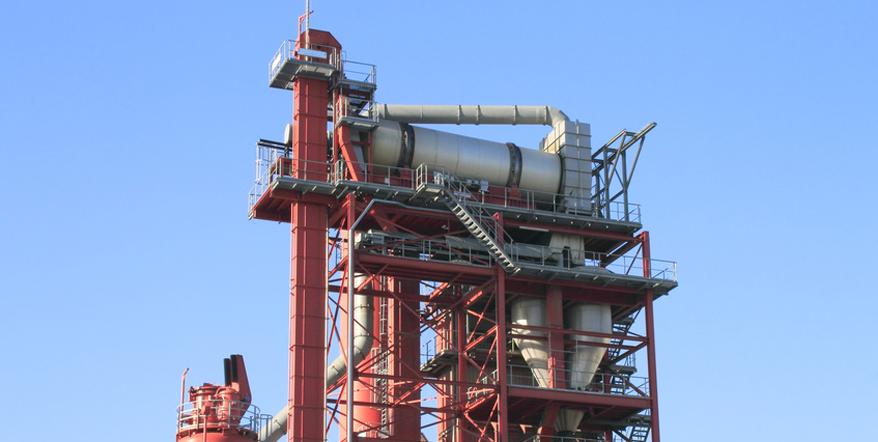 Neue Schlacken für die Zementindustrie