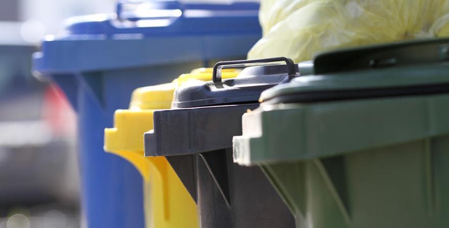 Abfallaufkommen in NRW rekordverdächtig hoch