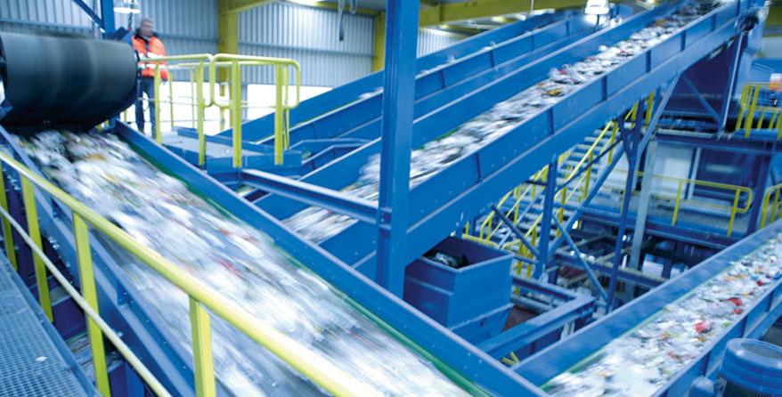 Verpackungshersteller können mehr Recycling finanzieren