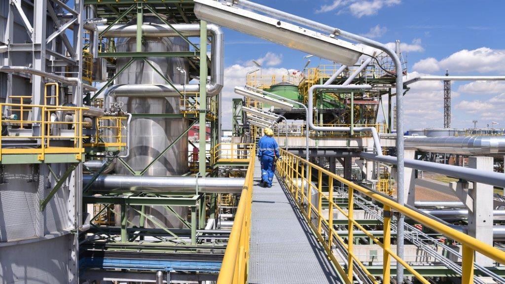 Aus CO2 soll Methanol werden