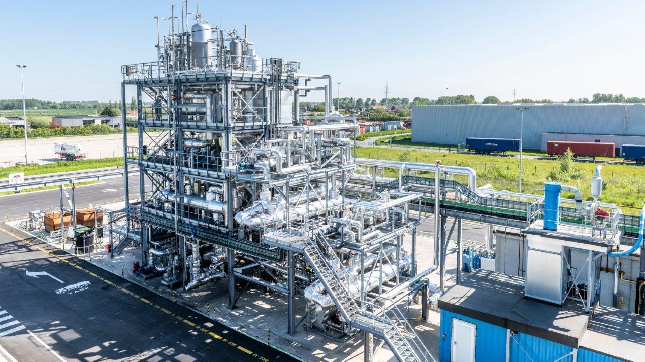 Borealis sichert sich chemisch recycelte Kunststoffe