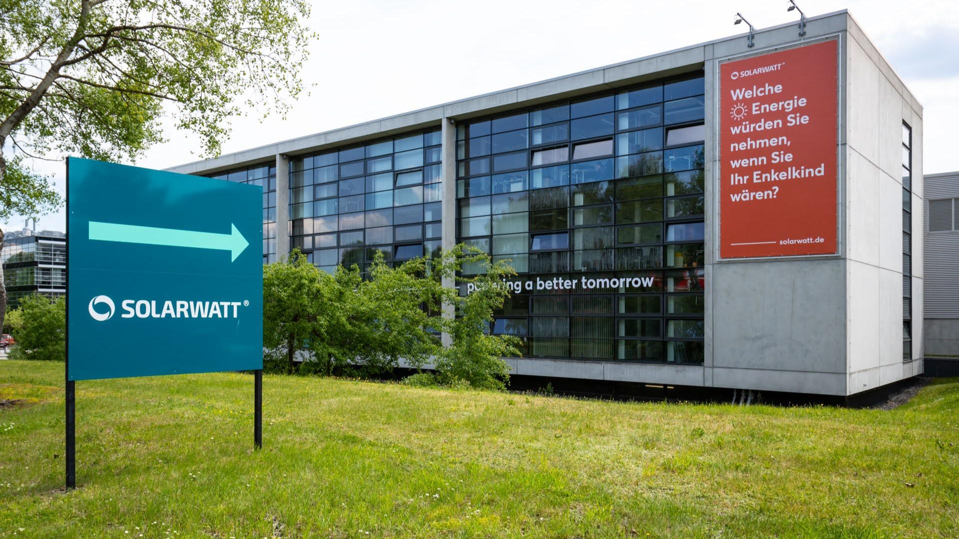 Solarwatt und BMW wollen enger zusammenarbeiten