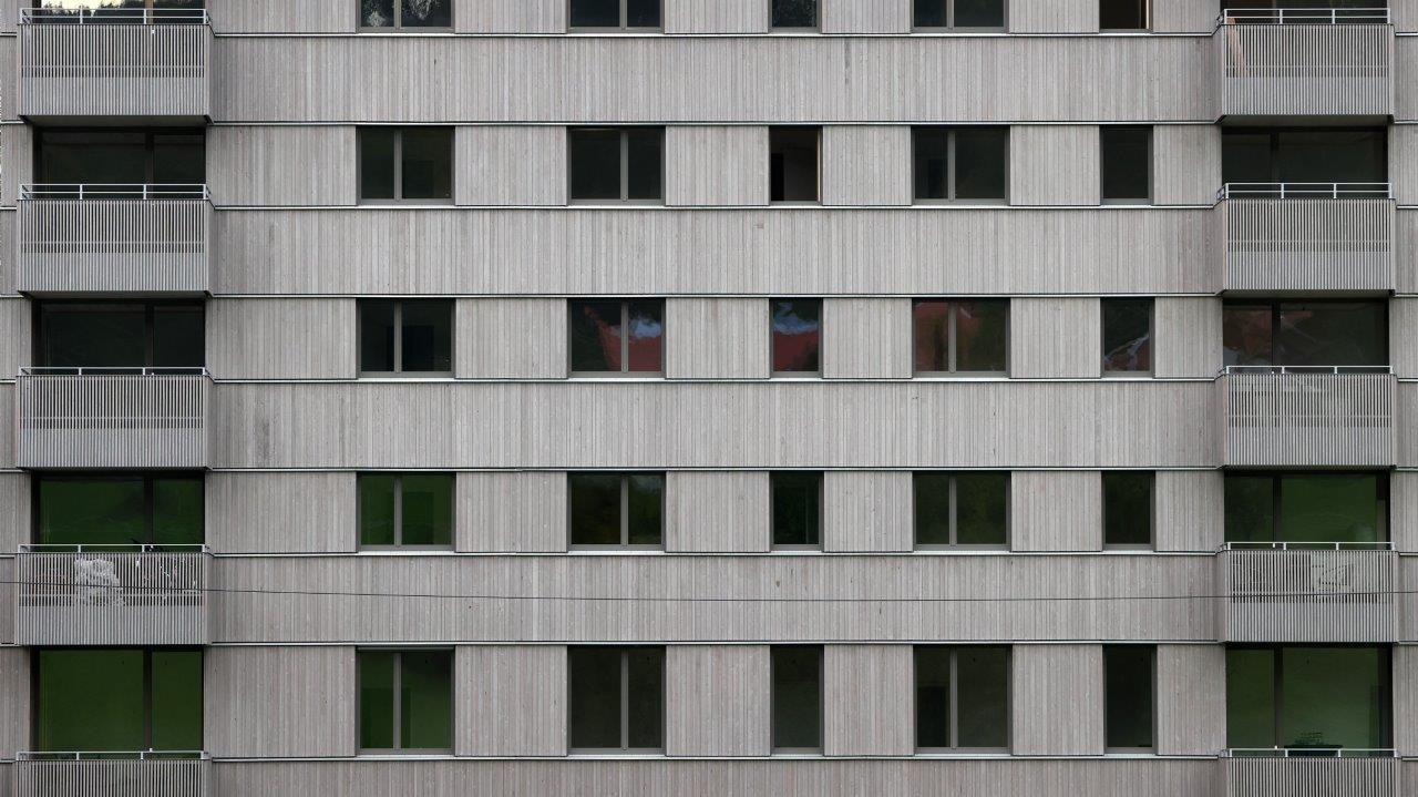 Erstes Allgäuer Holz-Hochhaus fertiggestellt
