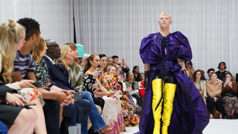 London Fashion Week: Weniger kaufen, mehr Secondhand anbieten