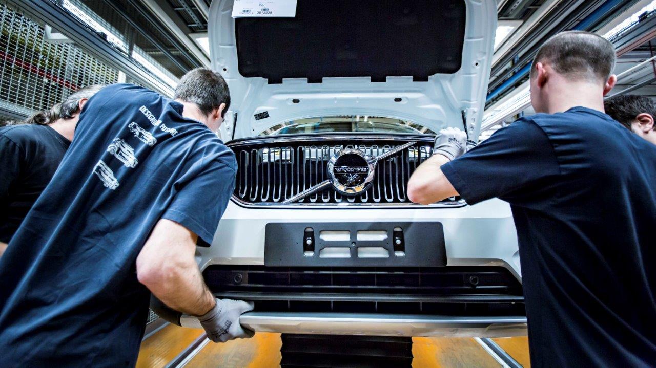 Volvos Abkehr vom Leder